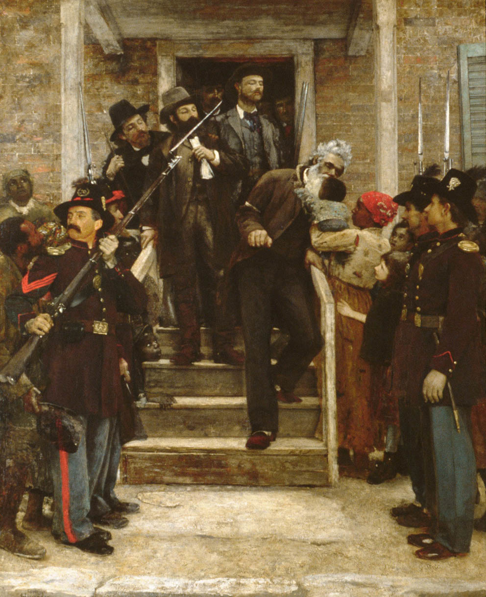 john brown thesis statement How john brown helped win the war by mason corl 2a biggers  john brown was known for many things, some people say he was a killer, some people say he was a hero.